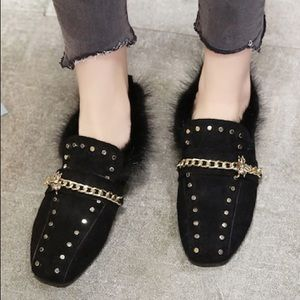 Shoes - 🔲Black loafers🔲
